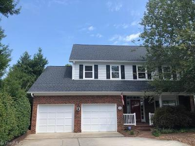 Guilford County Single Family Home For Sale: 3760 Cardinal Downs Drive