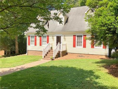 Mocksville Single Family Home For Sale: 285 Magnolia Avenue