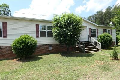 Elon Manufactured Home For Sale: 152 Underwood Road
