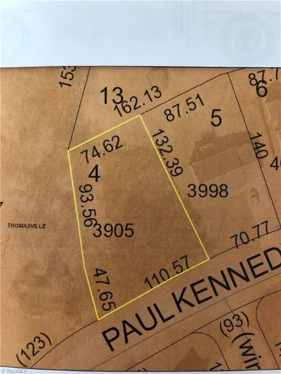Thomasville Residential Lots & Land For Sale: 509 Paul Kennedy Road