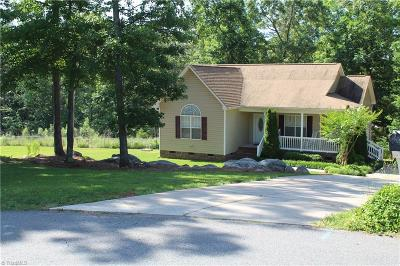 Randleman Single Family Home Due Diligence Period: 2524 Peppertree Ridge Road