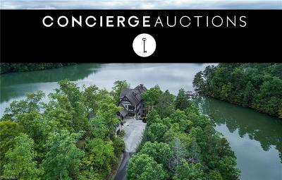 Bryson City NC Single Family Home For Auction: $7,850,000