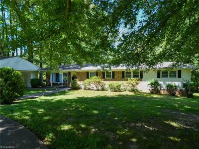 Summerfield Single Family Home For Sale: 7723 Penns Grove Road