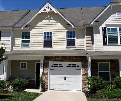 Kernersville Condo/Townhouse Due Diligence Period: 118 Tilleys Grove Drive