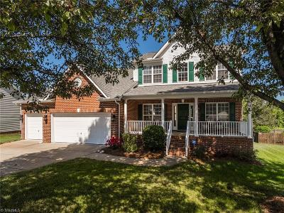 High Point Single Family Home For Sale: 4351 Thistle Down Court