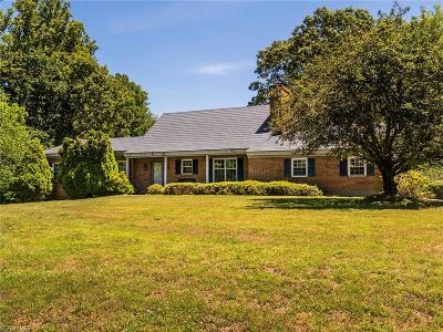 Oak Ridge Single Family Home For Sale: 4532 Peeples Road