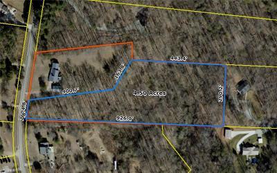 Oak Ridge Residential Lots & Land For Sale: 4532 Peeples Road