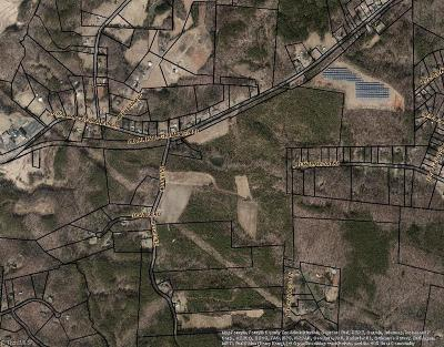 Rural Hall Residential Lots & Land For Sale: 1765 Rural Hall-Germanton Road