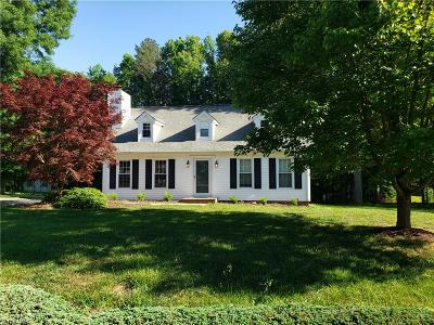 Kernersville Single Family Home Due Diligence Period: 5242 Shaddowfax Drive