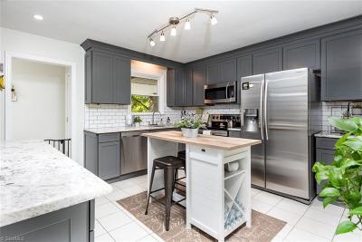 Winston Salem Single Family Home For Sale: 3033 Kinnamon Road