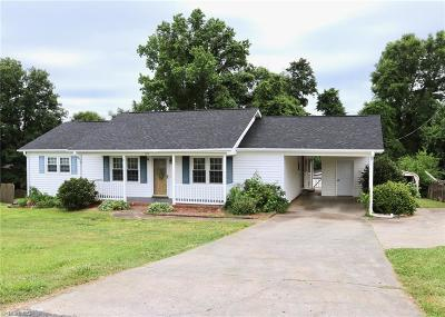 Alamance County Single Family Home For Sale: 307 Ivey Road