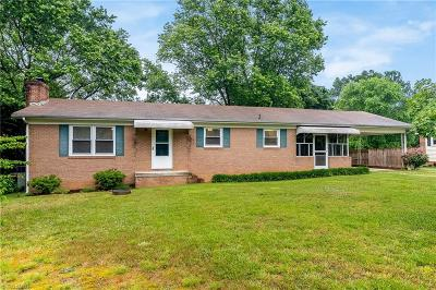 Kernersville Single Family Home Due Diligence Period: 649 Wright Road
