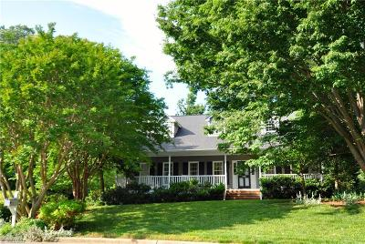 Jamestown Single Family Home Due Diligence Period: 2908 Saddle Club Court
