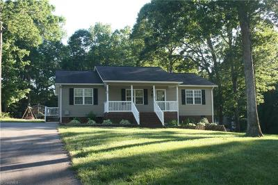 Davidson County Single Family Home For Sale: 255 Mustang Drive