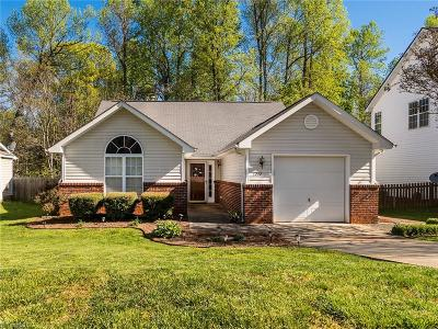 Alamance County Single Family Home Due Diligence Period: 1217 Briarwood Drive