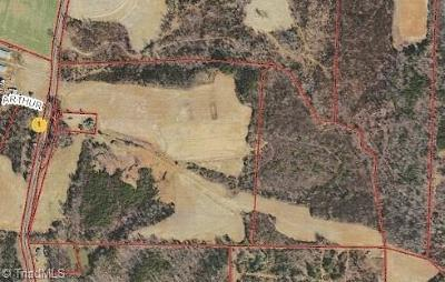 Yadkin County Residential Lots & Land For Sale: 00 Rudy Road