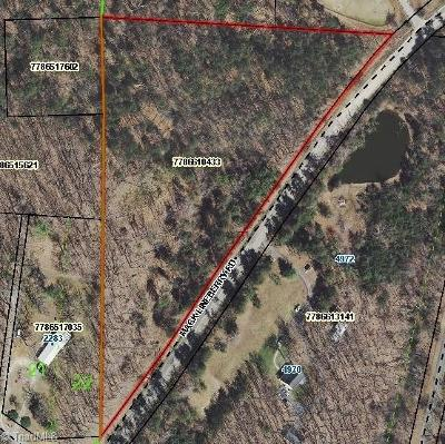 Climax Residential Lots & Land For Sale: Mack Lineberry Road