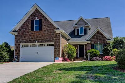 Kernersville Single Family Home Due Diligence Period: 5073 Sheffield Place Drive