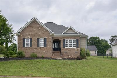 Single Family Home For Sale: 1124 Castle Drive