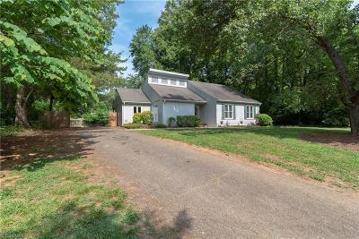 Winston Salem Single Family Home Due Diligence Period: 2125 Westminister Lane