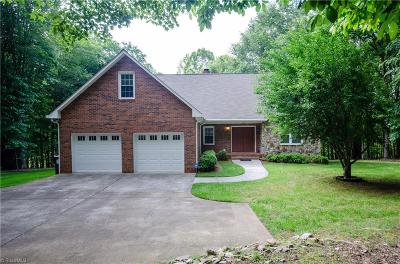 Single Family Home For Sale: 8300 Stroupe Farm Road