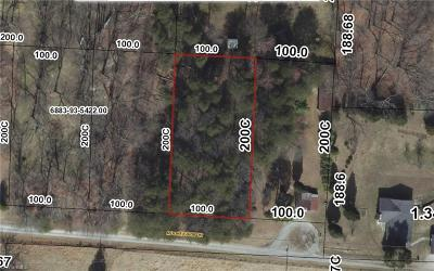 Kernersville Residential Lots & Land Due Diligence Period: Moore Farm Drive