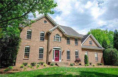 Greensboro Single Family Home For Sale: 4 Round Tree Court