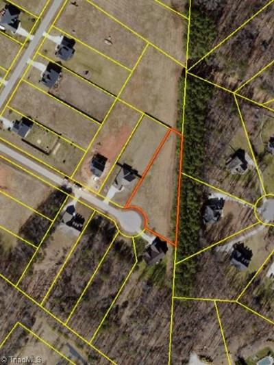 Browns Summit Residential Lots & Land For Sale: 3007 Reese Pond Court