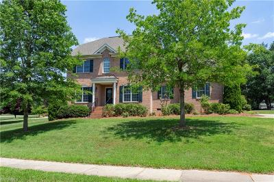 Greensboro Single Family Home For Sale: 1811 Crossroads Drive