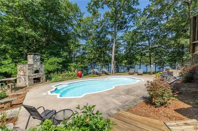 Davidson County Single Family Home For Sale: 438 Mountain Shore Drive
