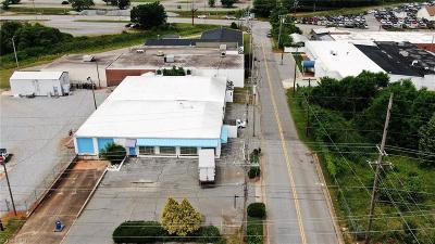 High Point Commercial For Sale: 1706 King Street