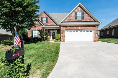 Winston Salem Single Family Home Due Diligence Period: 5295 Jacobs Way