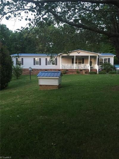 Denton Manufactured Home Due Diligence Period: 4088 Jackson Creek Road