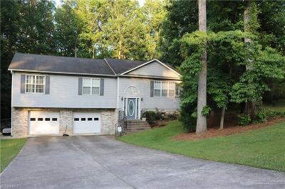 Davidson County Single Family Home For Sale: 253 Cedarland Drive