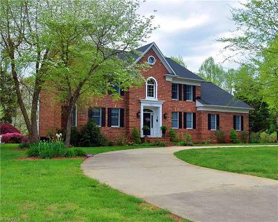 Alamance County Single Family Home For Sale: 3161 Fieldstone Lane