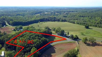 Surry County Residential Lots & Land Due Diligence Period: 4ac Shoals Road