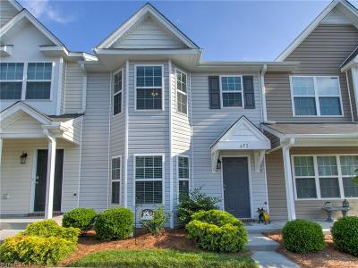 Greensboro Condo/Townhouse For Sale: 651 Grasswren Way