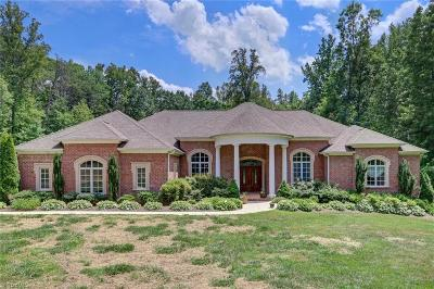 Greensboro Single Family Home For Sale: 507 Poplar Ridge Court