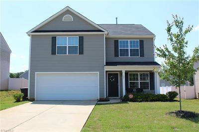 Statesville Single Family Home For Sale: 131 Quail Springs Road