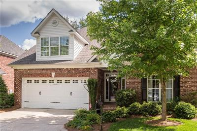 Greensboro Condo/Townhouse For Sale: 16 Hines Park Lane