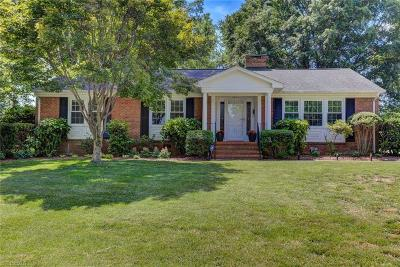 Guilford County Single Family Home For Sale: 2805 Northampton Drive