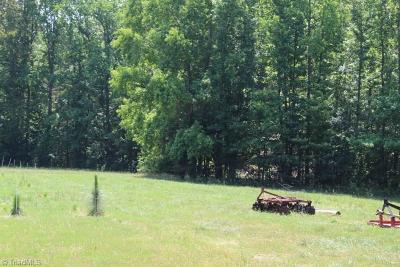 Caswell County Residential Lots & Land For Sale: 00 Sunset Road