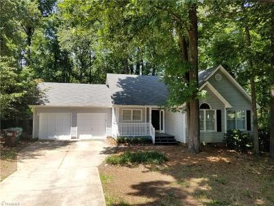Jamestown Single Family Home For Sale: 813 Bales Chapel Road