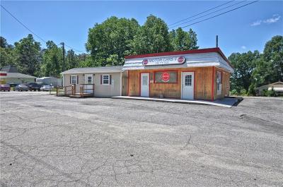 Winston Salem Commercial For Sale: 10155 Old Us Highway 52