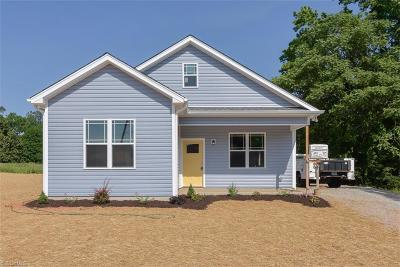 Alamance County Single Family Home For Sale: 626 S Eighth Street
