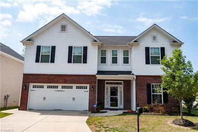 Gibsonville Single Family Home For Sale: 119 Still Water Circle