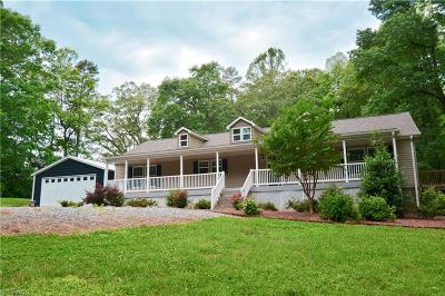 Clemmons Single Family Home For Sale: 9795 Ellis Road