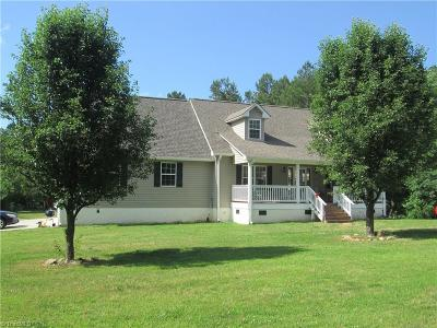 Thomasville Single Family Home For Sale: 419 Hogan Bowers Road