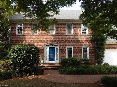 Greensboro Single Family Home For Sale: 23 Brookglen Lane