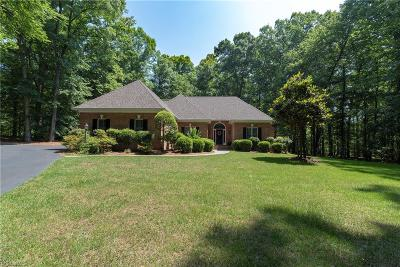 Single Family Home For Sale: 1496 Peoples Creek Road